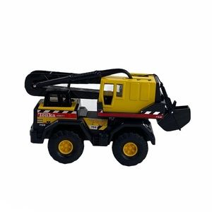 Tonka 758 Crane Toy